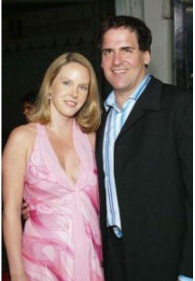 Mark Cuban Wife [PHOTOS] Meet American