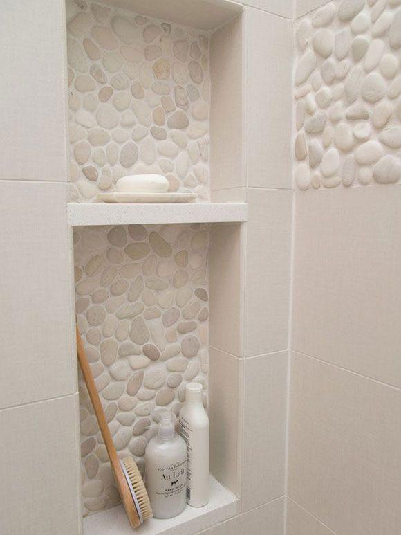 25 beste idee n over badkamer inspiratie op pinterest douche badkamers en beton badkamer - Badkamer muur tegels porcelanosa ...