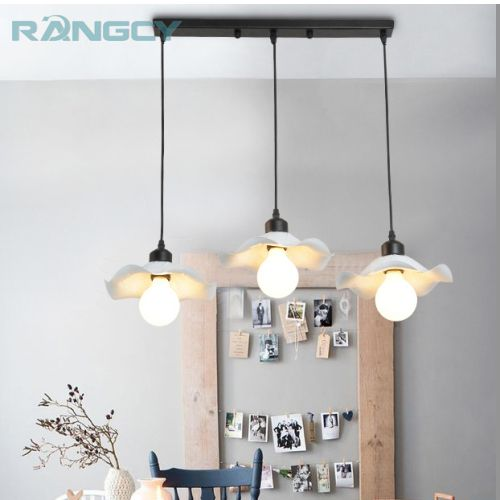 Modern LED Pendant Lights Dining-room Restaurant Lamp Twisted Wire Home Decration Lighting E27  Including LED bulbs. Yesterday's price: US $390.05 (318.44 EUR). Today's price: US $78.01 (63.90 EUR). Discount: 80%.