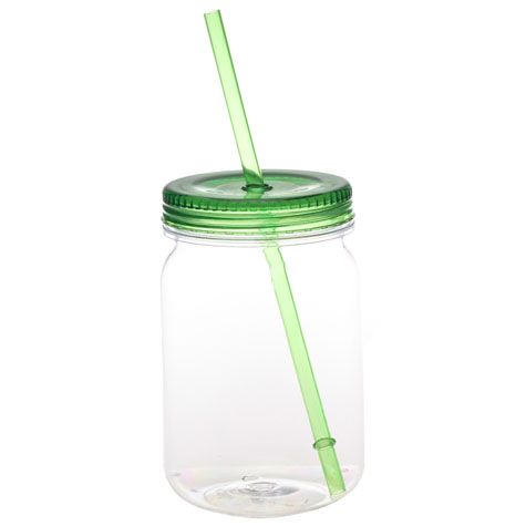Swap the water bottle fot the Get It Now Mason Jar Cup from City Beach Australia