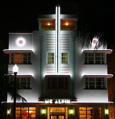 Hotel McAlpin, South Beach