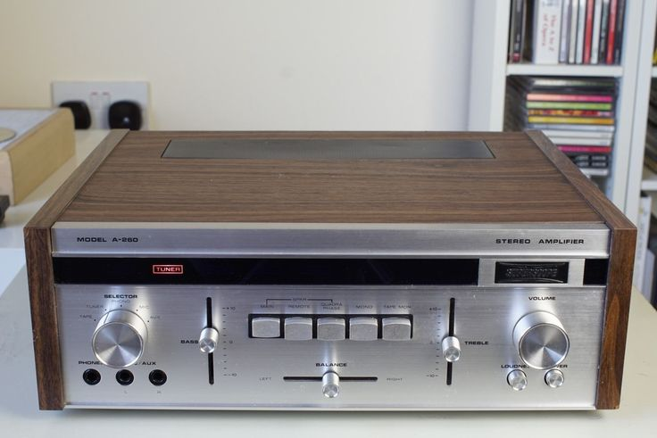 Marantz Superscope A-260 Classic Vintage Hifi Amplifier  in Sound & Vision, Home Audio & HiFi Separates, HiFi Separates Systems/Combos | eBay