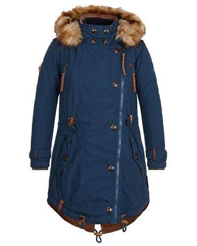 Winterparka 'Sissi VI' blau