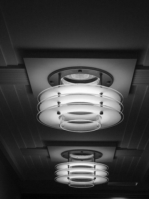 Art Deco light fixture, CPW, NYC.