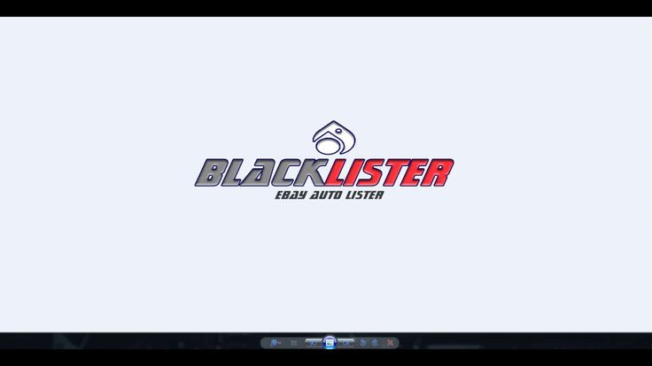 Black Lister Draft Listing - Store Categories Dropshipping eBay Shop [PR...