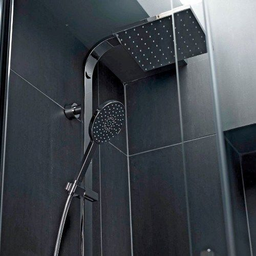 Airdrop single function shower system