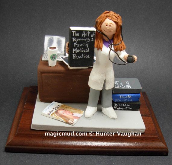 Customized Doctor's Gift  www.magicmud.com    1 800 231 9814    magicmud@magicmud.com $225  Personalized #Medical Gift Figurines, custom created just for you!    Perfect present for all #Doctors, a  heartfelt gift for birthdays, graduations, anniversaries, new office openings, retirement, as a thank you to a great #physician  Surgeon, cardiologist, therapist, nurse, ob-gyno, podiatrist, psychiatrist, nephrologist, urologist, radiologist, any occupation made to to order by #magicmud