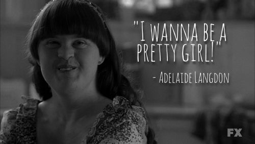 adelaide langdon gif | Tumblr Jamie Brewer is a really pretty girl!