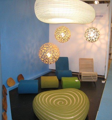 David Trubridgeu0027s Home Interior Design Idea: Bring The Clouds Inside