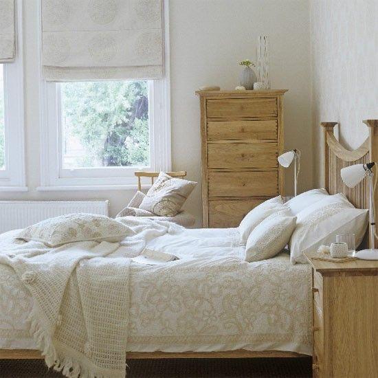 Subtle bedroom | Bedroom furniture | Decorating ideas | housetohome.co.uk