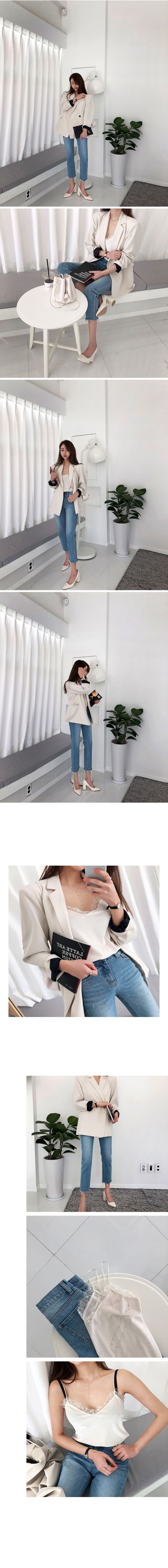 Korea women's clothing online store, Korea Women's Store MOCO BLING, trendy style clothing shopping, clothes shopping for the latest design BOTTOM DENIM Clean Daisy - denim.pt