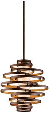 Corbett Vertigo 18 Inch W Foyer Pendant Light Euj6250 Euro Style