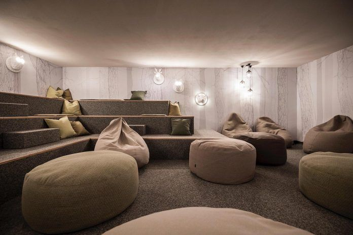 Where mountains becomes an abstract conceptual inspiration - Contemporary Tofana Hotel in San Cassiano - CAANdesign | Architecture and home design blog