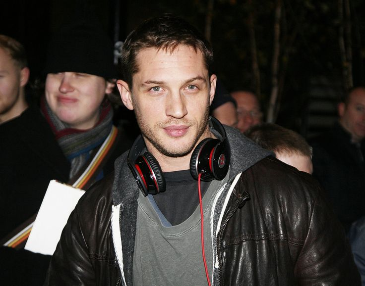 Tom Hardy attends a gala performance of 'The Nutcracker' -2010