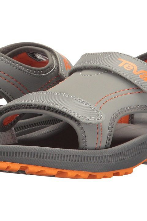 Teva Kids Psyclone 4 (Little Kid) (Grey/Orange) Boys Shoes - Teva Kids, Psyclone 4 (Little Kid), 110409C-824, Footwear Open Casual Sandal, Casual Sandal, Open Footwear, Footwear, Shoes, Gift, - Street Fashion And Style Ideas