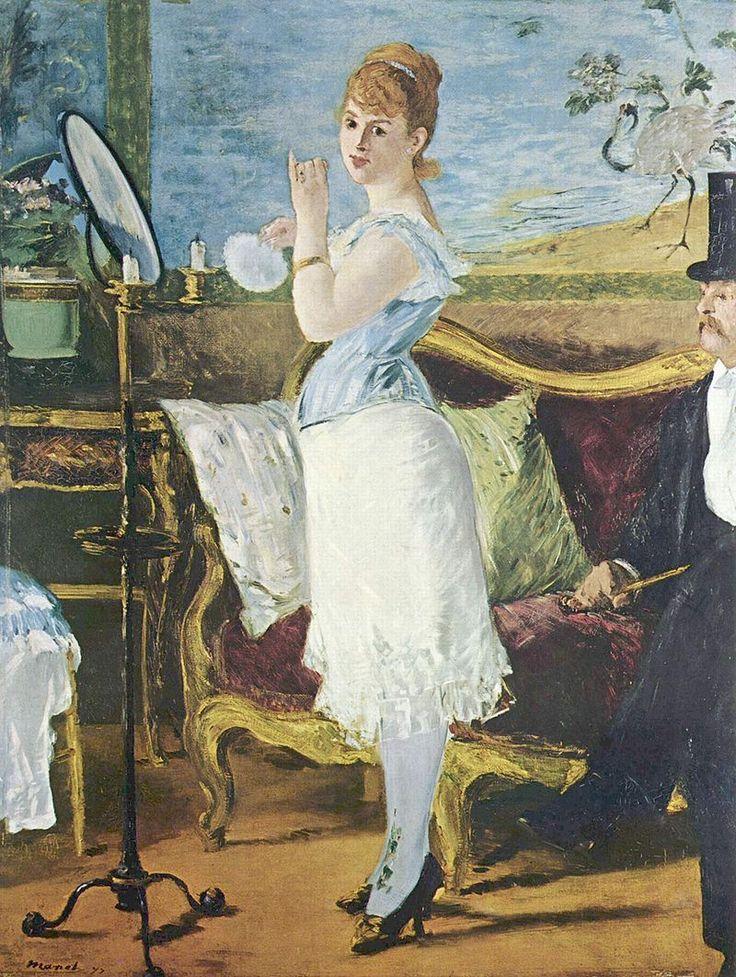 Nana, Emile Zola