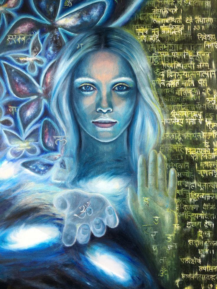 #рисунок #картина  #искусство  #art #painting #drawing #illustration #space #meditation #consciousness Painting by Yulia Malahova https://www.instagram.com/amita_art