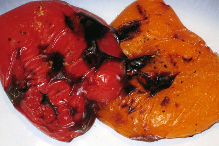 Grilled Bell Peppers Recipe - Food.com