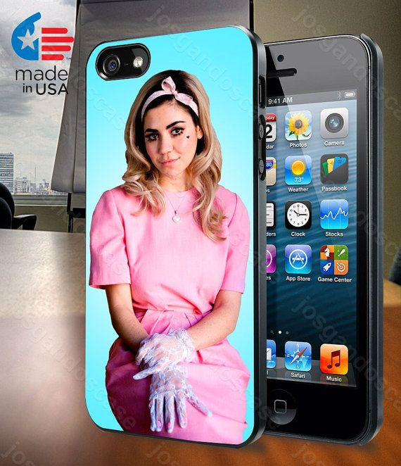 Marina Diamandis Cute Hipster for iPhone 4/4S by josgandoscase, $14.79