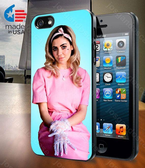 Marina Diamandis Cute Hipster for iPhone 4/4S by josgandoscase, $14.79