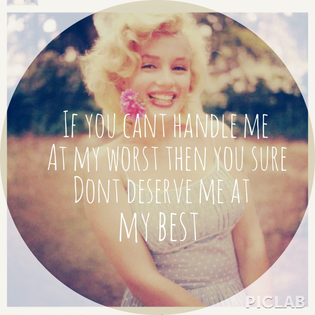 Short Marilyn Monroe Quotes: 16 Best Famous Quotes From Famous People Images On