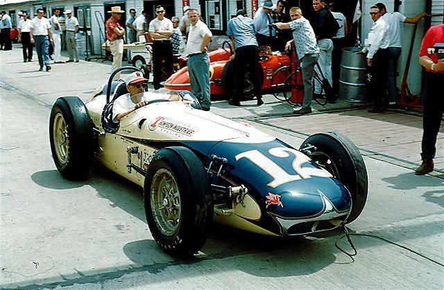 Race Track Cars