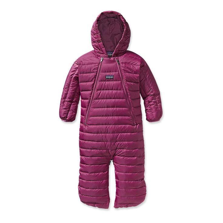 Patagonia Infant Down Sweater Bunting Diy Fashion