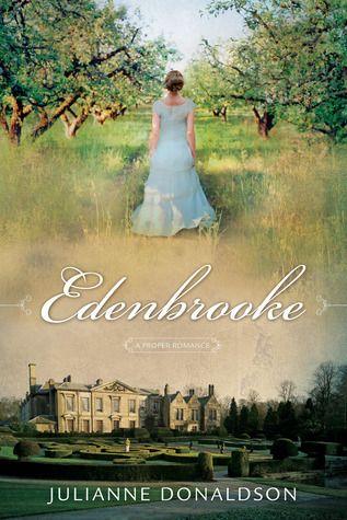 Book Review: Edenbrooke by Julianne Donaldson #books #reading