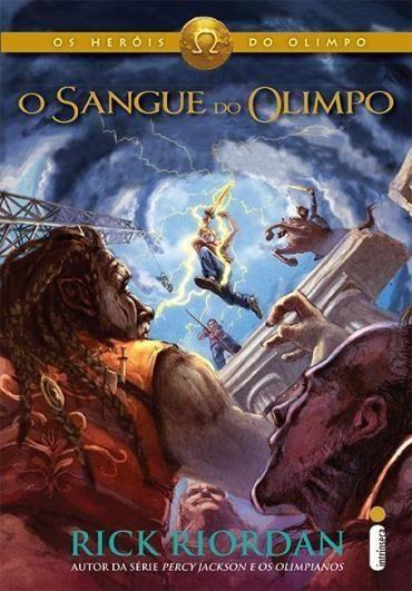 O Sangue do Olimpo - Série Os Heróis do Olimpo
