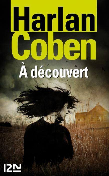 Le dernier Harlan Coben, À découvert, disponible sur le Bookeen Store