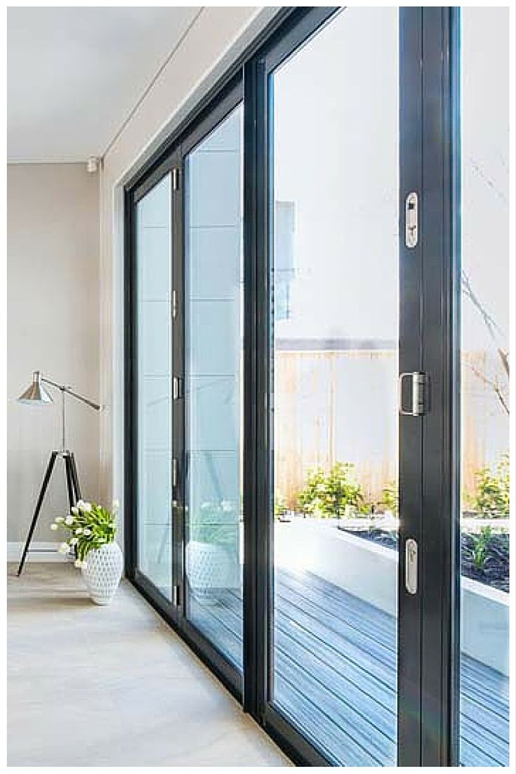 The Paragon Bi-fold door by Wideline. Stainless steel carriage components are available for & 23 best Louvre Windows images on Pinterest | Shutters Fire pits ... pezcame.com