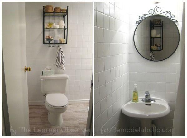 Best 25 Paint Bathroom Tiles Ideas On Pinterest  Painting Amazing Bathroom Tile Paint Inspiration