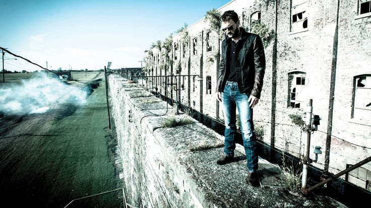 Eric Church's new album, The Outsiders, comes out Feb. 11.