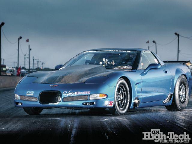 2002 Corvette Z06 - Loud And Proud