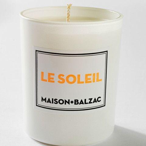 MAISON BALZAC Le Soleil Candle – KAVUT