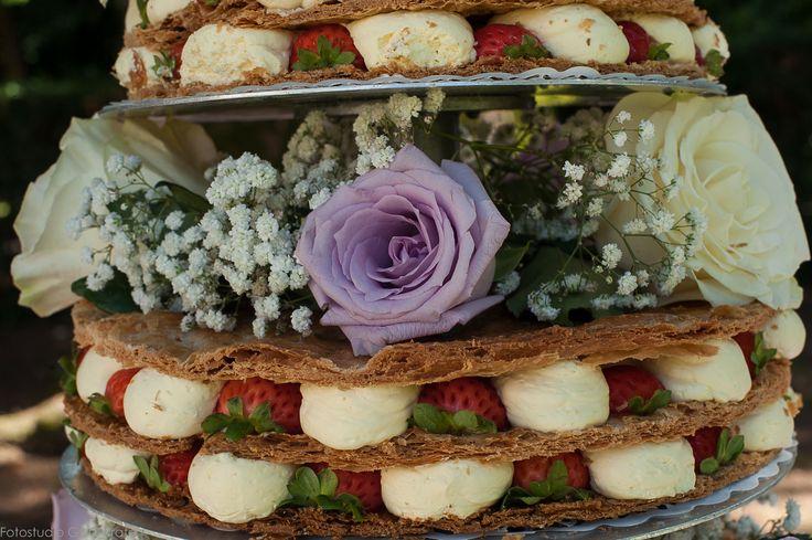 #italianweddingcake - detail