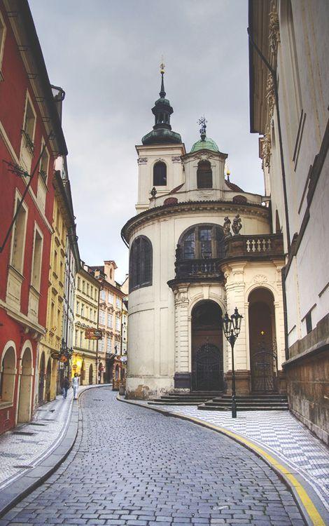 old town, prague, czech republic #travel #europe