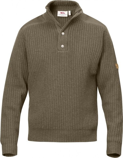Värmland T-Neck Sweater - Fleeces and knitted - Clothes Fjallraven
