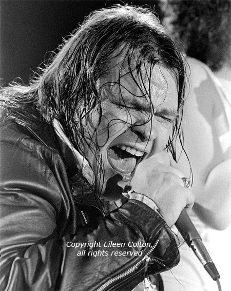 Meat Loaf 1978 by eipics on Etsy, $50.00