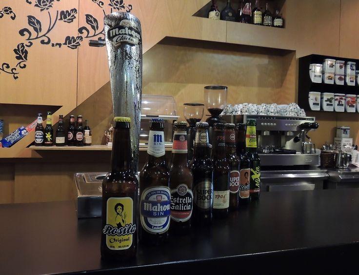 Os presentamos a la familia Von Trapp en su versión más cervecera. Quédate con las sonrisas y olvídate de las lágrimas tomándote una cerveza fresquita en El Cafetín. ¡Las tenemos de todos los estilos!