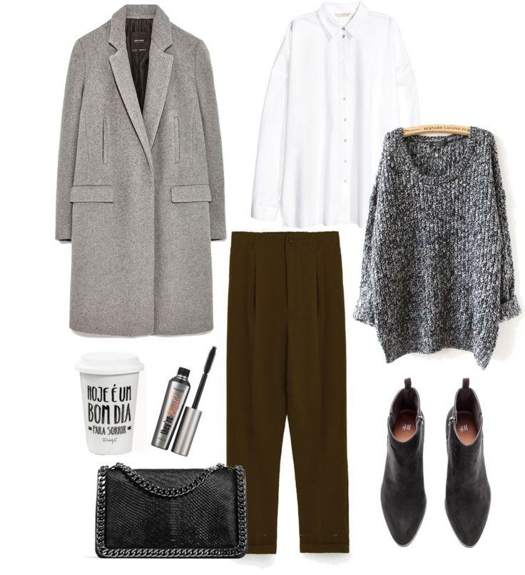 WHAT TO WEAR TOMORROW #9 winter work outfit