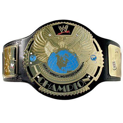 WWE Wrestling Belts | Home / WWE Belts / WWE World Attitude Edition Kids Size Replica Belt