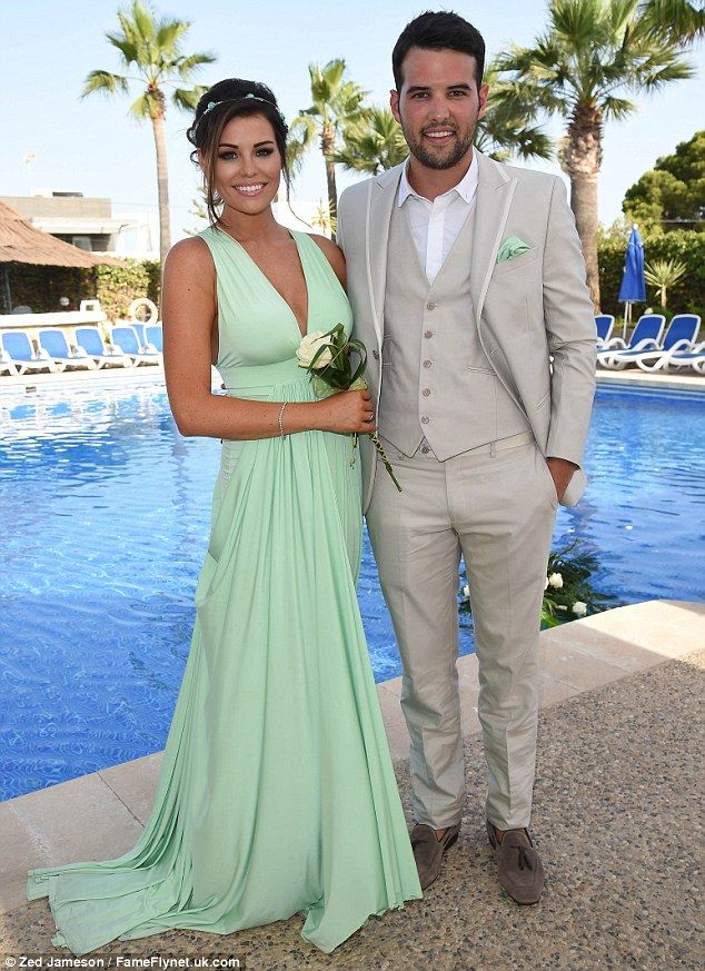 Jessica Wright & Ricky Rayment