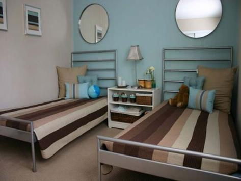 Blue Bedroom Decorating Ideas, kids room!