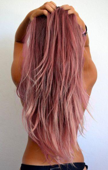 pelo+rosa+look