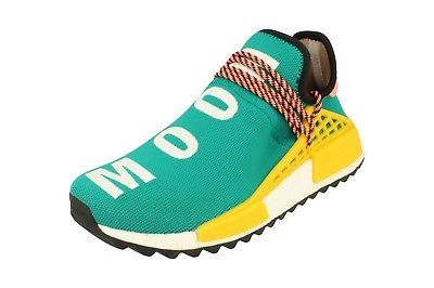 fa64aa7ee4c1 Adidas Originals Pw Human Race Nmd Tr Mens Running Trainers Sneakers AC7188