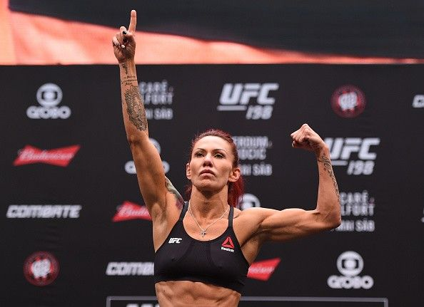 UFC news: Cris Cyborg finally opens up after she punched Angela Magana at Athlete Retreat