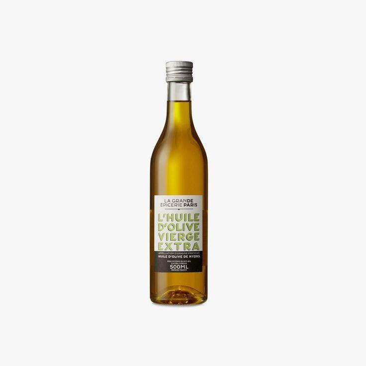 Appellation d�origine prot�g�e huile d'olive de Nyons  - La Grande Epicerie de Paris - Find this product on Bon March� website - La Grande Epicerie de Paris