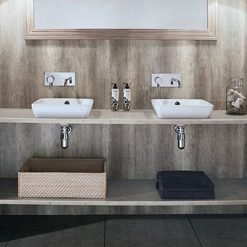 Driftwood Effect Shower Panels For Bathrooms And Wet Rooms Bathroom Shower Panels Bathroom Wall Panels Waterproof Bathroom Wall Panels Bathroom Wall