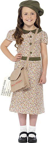 evacuee costumes for girls age 10